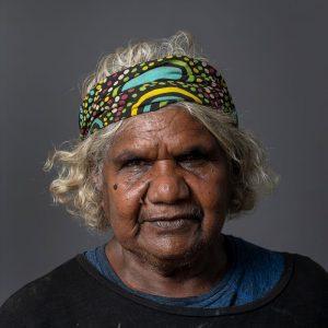 Betty Namatjira Wheeler Naparula